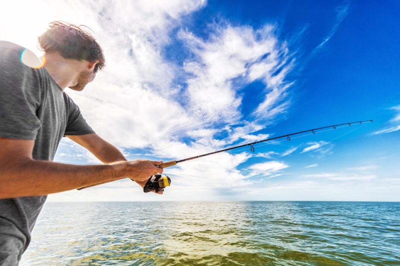 Great Fall Fishing Options