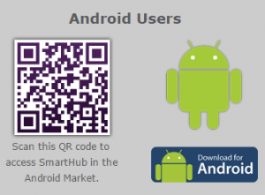 Android Users QR code