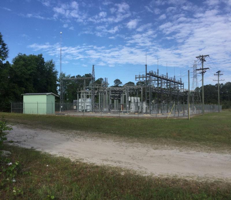 SVEC's Blackmon Substation
