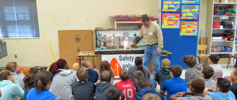 School Electricity Safety Presentation