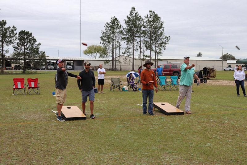 Fourth Annual Cornhole Tournament