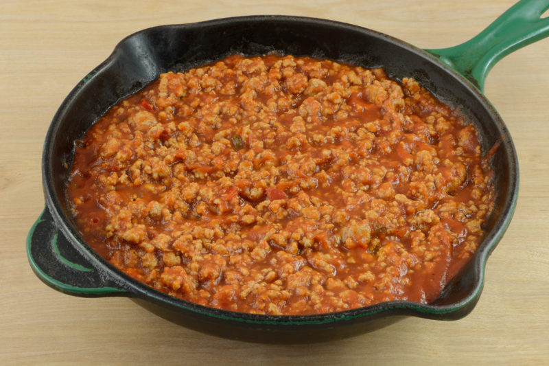Recipe: Turkey Sloppy Joes