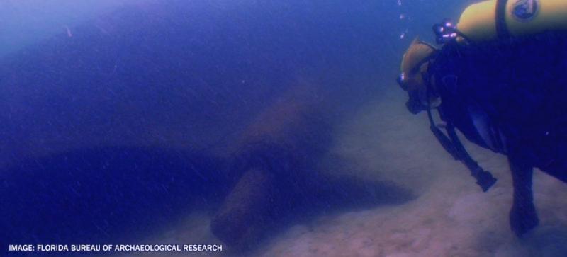 divers at ocean floor
